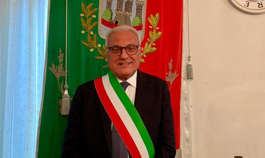 sindaco Franco Ciciotti