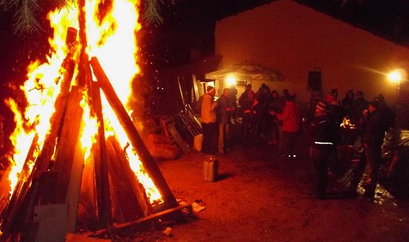 Festa di Sant'Antonio a Collelongo, quest'anno no a feste, spostamenti e ospiti in casa
