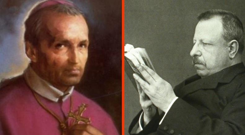 Sant'alfonso De' Liguori e Benedetto Croce