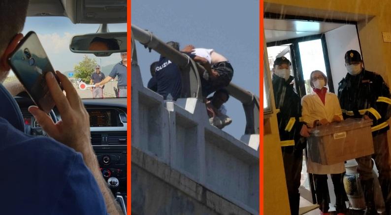 Polizia Stradale, un anno sulle strade d'Abruzzo e Molise