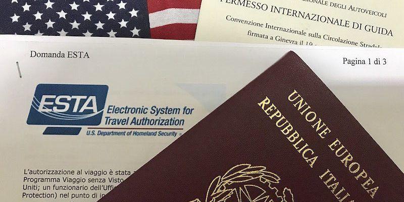 Come funziona l'ESTA per gli USA e tutte le situazioni per cui va richiesto