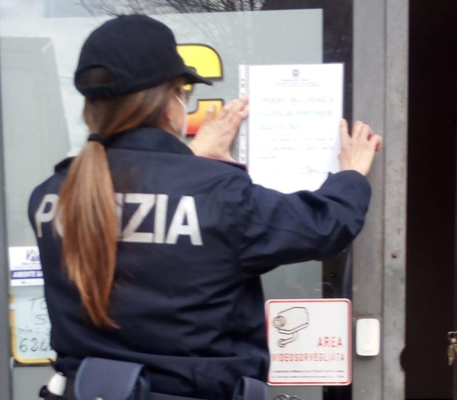 """Sospensione della licenza per """"compra oro"""" di sulmona e denuncia all'autorita' giudiziaria del titolare"""