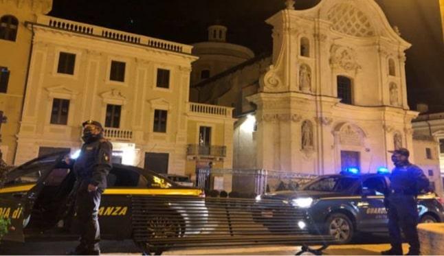 La Guardia di Finanza di Sulmona arresta tre soggetti per traffico di stupefacenti