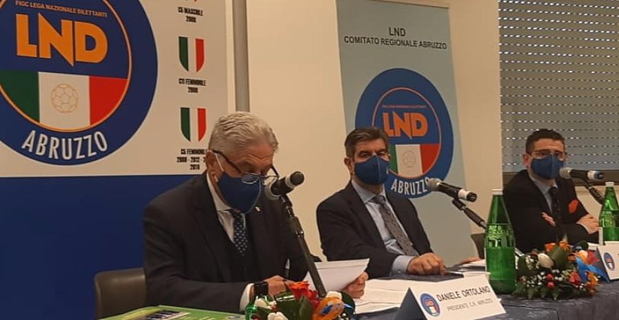 Comitato Regionale LND FIGC Abruzzo, eletti tre marsicani: Sorgi, Mercogliano e Attili
