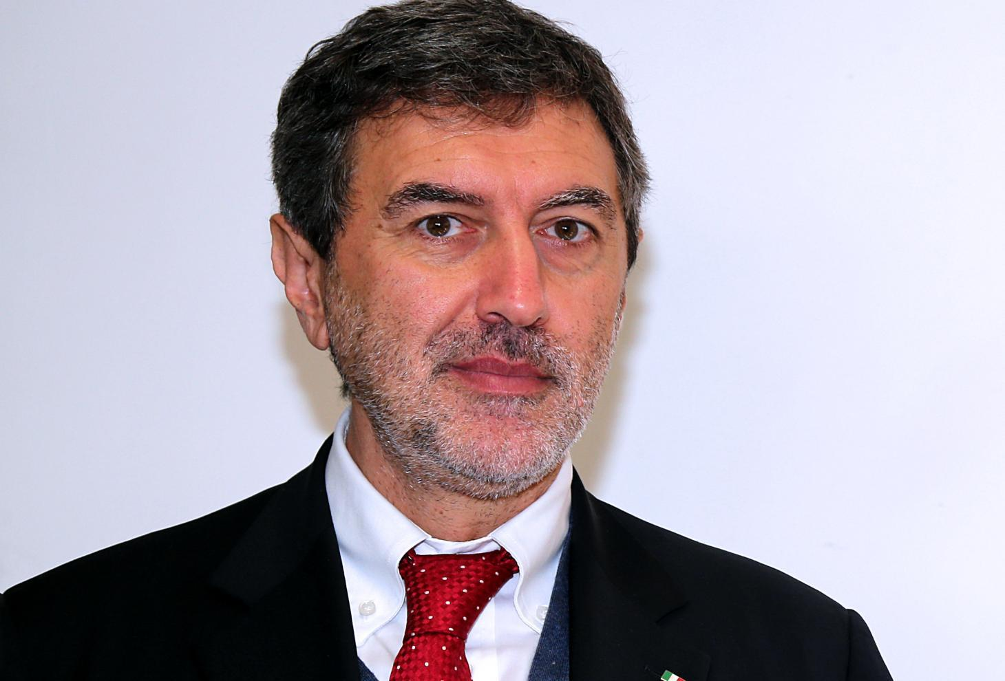presidente della Regione Abruzzo Marco Marsilio