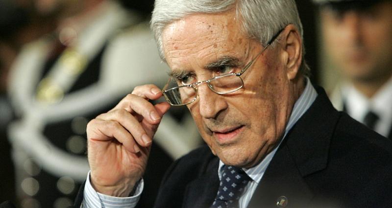 L'abruzzese Franco Marini, ex Presidente del Senato, ricoverato per Covid in respirazione assistita