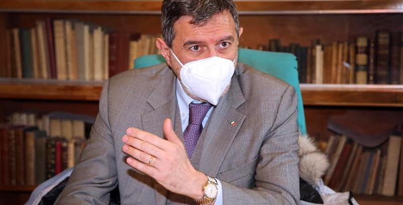 """Indice Rt in risalita in Abruzzo. Marsilio rassicura: """"non torneremo in zona arancione"""""""