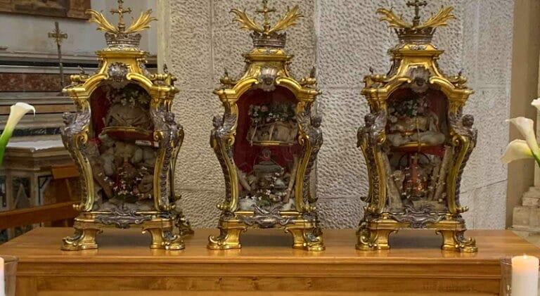 Santi Martiri di Celano, oggi si celebrano 1850 anni dal martirio
