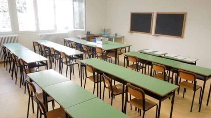 Scuole chiuse a Carsoli per lunedì 18 gennaio