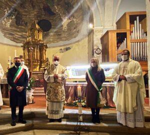 Tagliacozzo torna a celebrare al festa del Beato Oddone da Novara. L'amministrazione comunale rinnova l'offerta del cero votivo