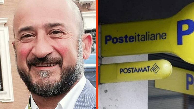 """Il Sindaco di Collarmele Mostacci contro Poste Italiane: """"La situazione dell'ufficio postale di Collarmele non è più accettabile"""""""
