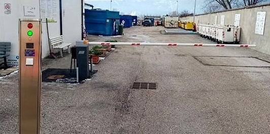 Accesso al centro raccolta rifiuti Tekneko di Avezzano: serve il codice fiscale dell'utenza TARI