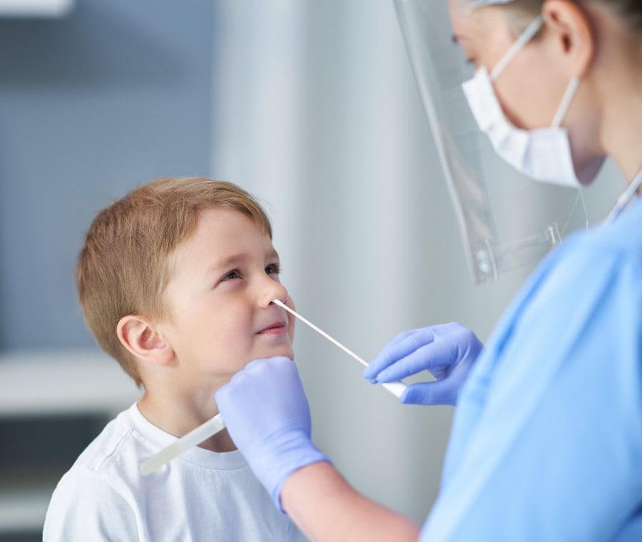 Tamponi antigenici gratuiti per tutti gli studenti di Morino sabato 17 aprile