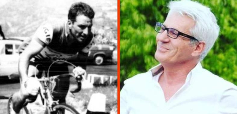 Una statua a Piazza Cavour per Vito Taccone, avezzanese doc, mitico scalatore del ciclismo degli anni '60