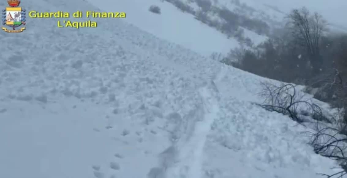 Ultimi aggiornamenti attività di ricerca escursioni dispersi sul massiccio del Velino (Video)