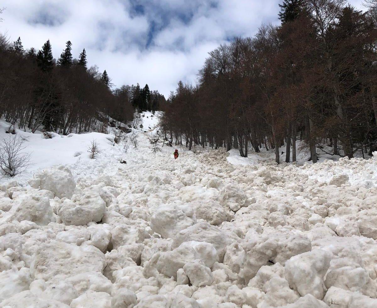 """Il Corpo Nazionale Soccorso Alpino e Speleologico: """"In arrivo un anticiclone subtropicale che renderà il manto nevoso instabile. Prudenza!"""""""