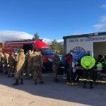 Giornata di tamponi per i soccorritori impegnati nelle ricerche dei quattro avezzanesi dispersi sul Monte Velino