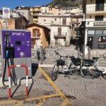 Celano, attive da oggi le infrastrutture di ricarica Enel X per veicoli elettrici