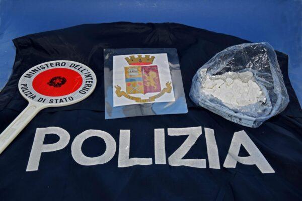 Un arresto ed una denuncia per illecita detenzione di sostanza stupefacenti