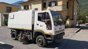 Balsorano, al via il servizio di spazzamento meccanizzato