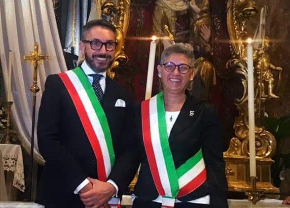 sindaco di Tagliacozzo, Vincenzo Giovagnorio olimpia morgante