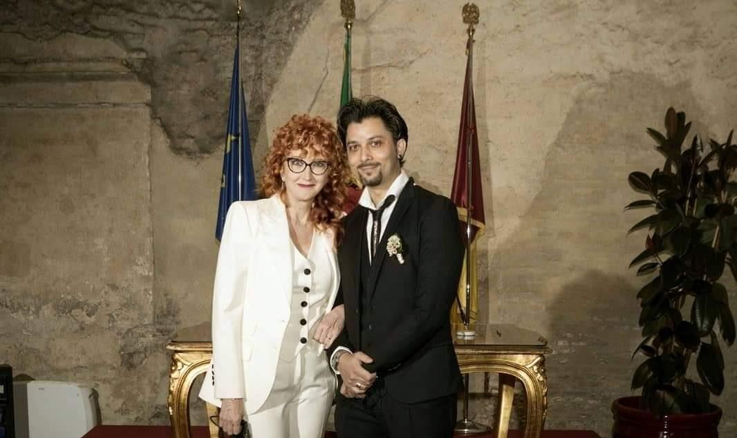 """""""Dopo 15 anni, ebbene, Sì"""", Fiorella Mannoia si è sposata con Carlo Di Francesco"""