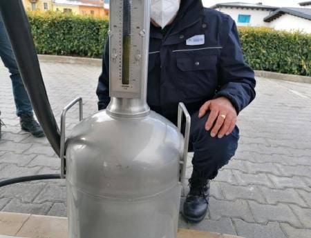 Avviate a L'Aquila le operazioni di controllo della rete dei distributori stradali di carburanti