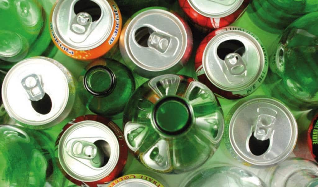 Modalità di raccolta plastica, vetro e lattine, avviso del Comune di Magliano de' Marsi per il mese di febbraio
