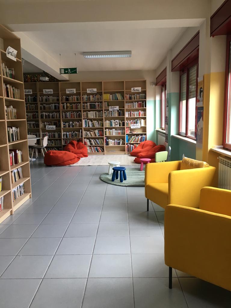 """L'Istituto """"Collodi Marini"""" di Avezzano è la scuola capofila della Rete di Biblioteche Scolastiche Abruzzo Interno"""