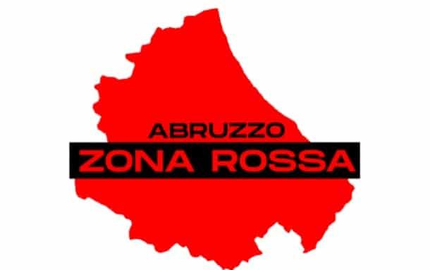 Abruzzo, serio rischio che si passi in zona rossa