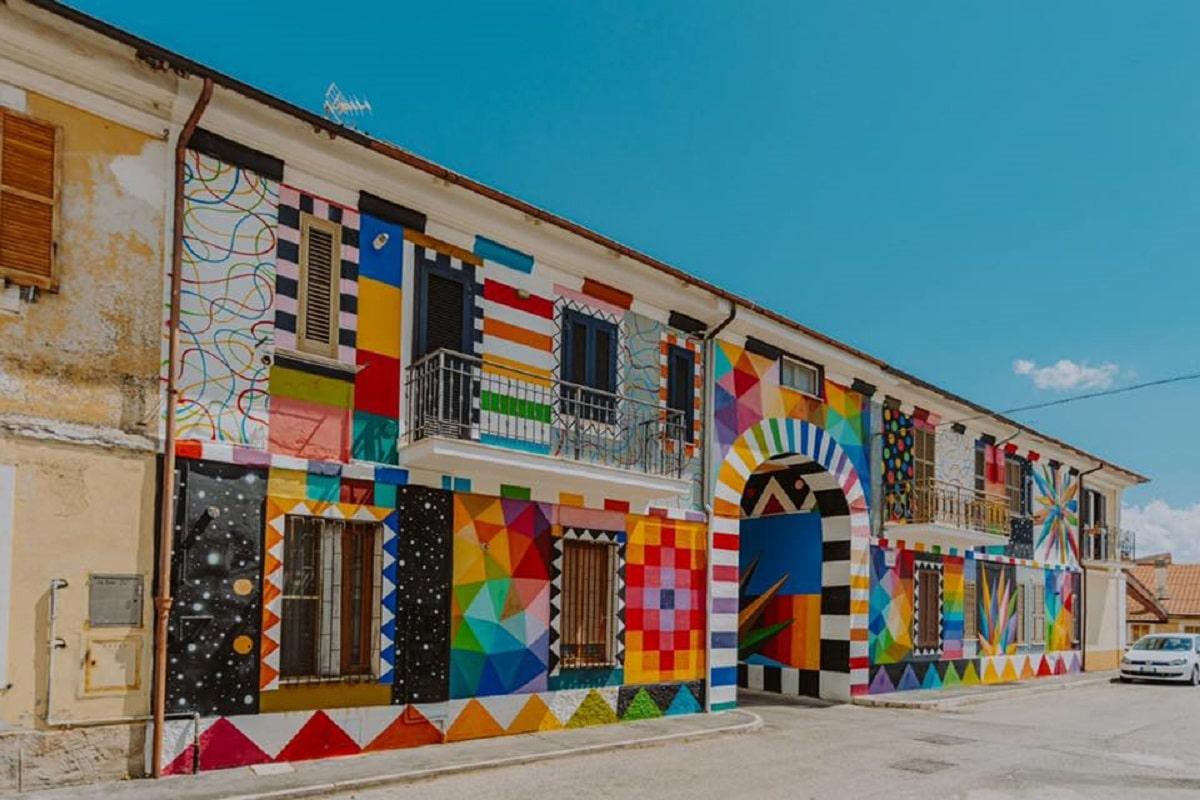 Street Art in Abruzzo, proposta di legge regionale discussa ieri in Regione