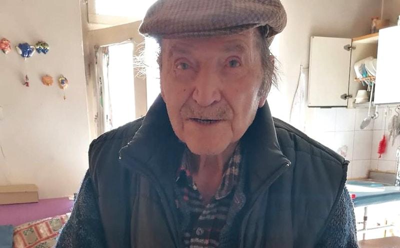 Compleanno speciale per Annito Pensa di Villa San Sebastiano, oggi compie 102 anni