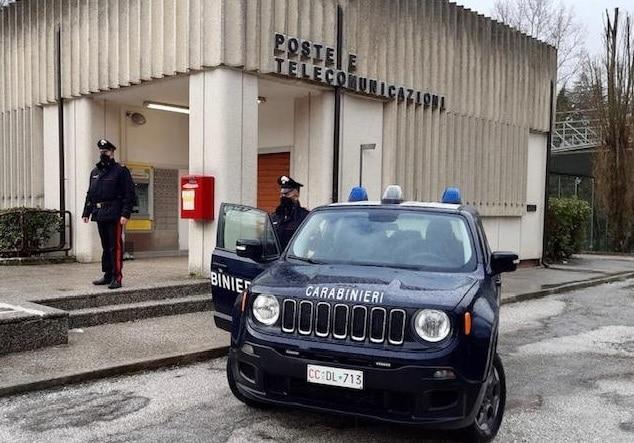 Furto di gasolio ai danni dell'ufficio postale di Civitella Roveto, eseguite misure cautelari