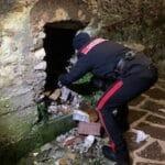 I Carabinieri smantellano un'importante piazza di spaccio nella Marsica