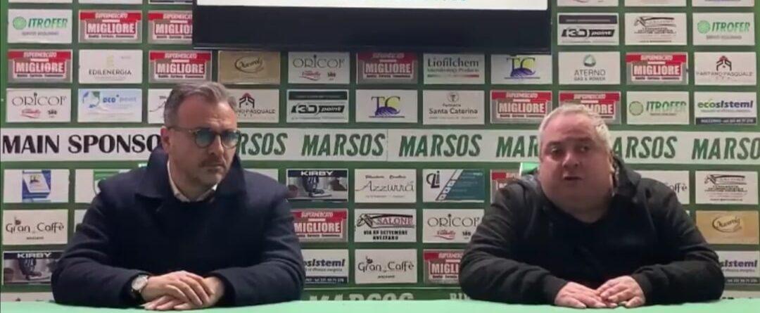 """Avezzano Calcio, Ridolfi """"Attendiamo date e format, pronti a ripartire"""""""