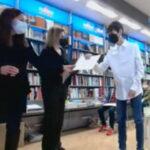 """Andrea Di Gravio, liceale di Avezzano premiato al concorso nazionale """"Ve lo racconto io, il mito!"""""""