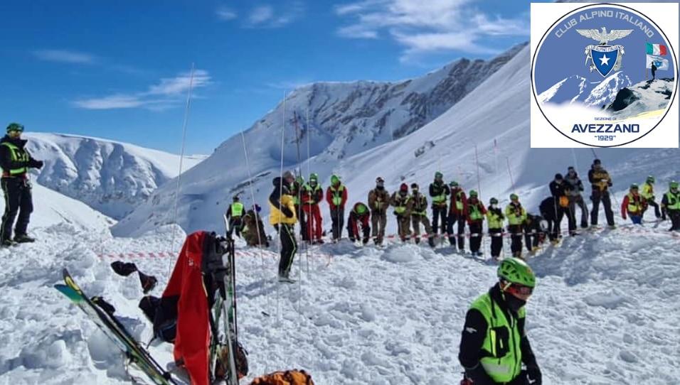 Dispersi sul Velino, donazioni del CAI alla pro Loco delle Forme e al Soccorso Alpino a sostegno delle operazioni di ricerca