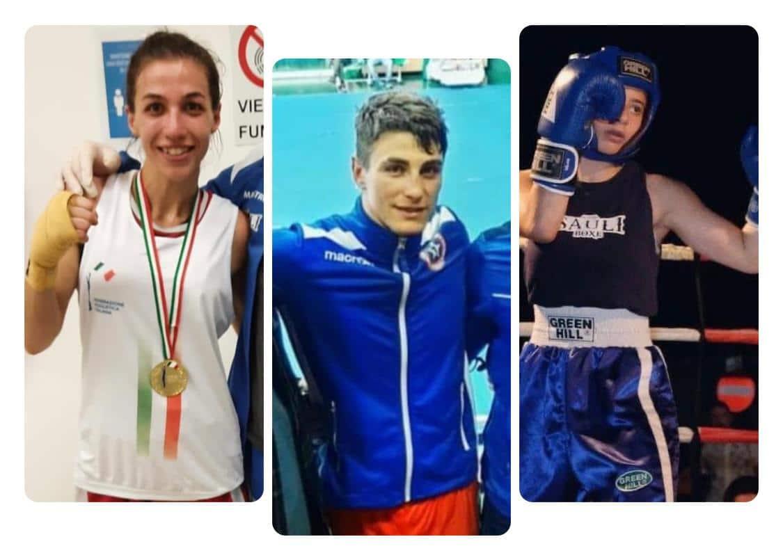 Sauli Boxe e i suoi campioni dominano i Campionati Italiani Elite di Avellino