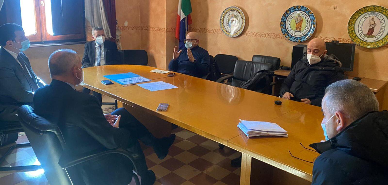 """Sismabonus, Di Pangrazio riceve il Presidente Ater Isidori: """"Lavoriamo insieme per alloggi più sicuri e rinnovati"""""""