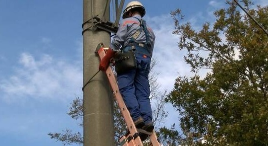 Civitella Roveto, interruzione energia elettrica in alcune strade causa lavori