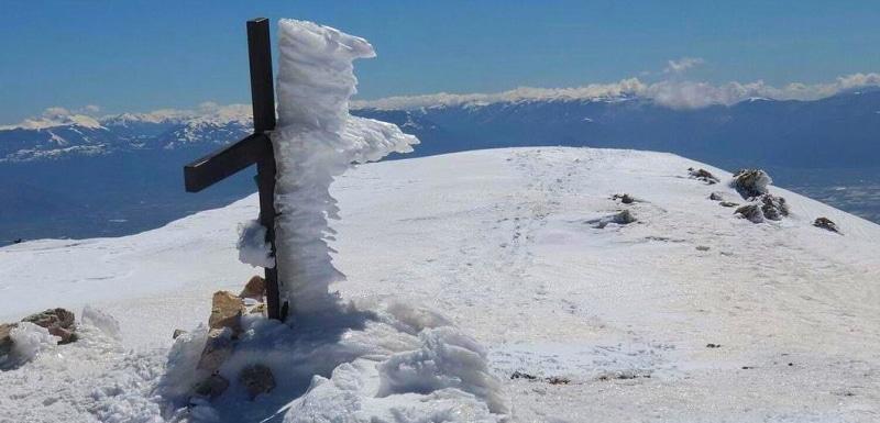 Ovindoli, istituito divieto di accesso e transito sulle creste del Monte Magnola e sulla strada per Fonte Tavoloni