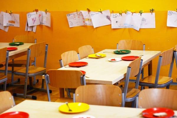 """Luco dei Marsi, riparte il servizio mensa nella scuola dell'infanzia """"G.Rodari"""""""