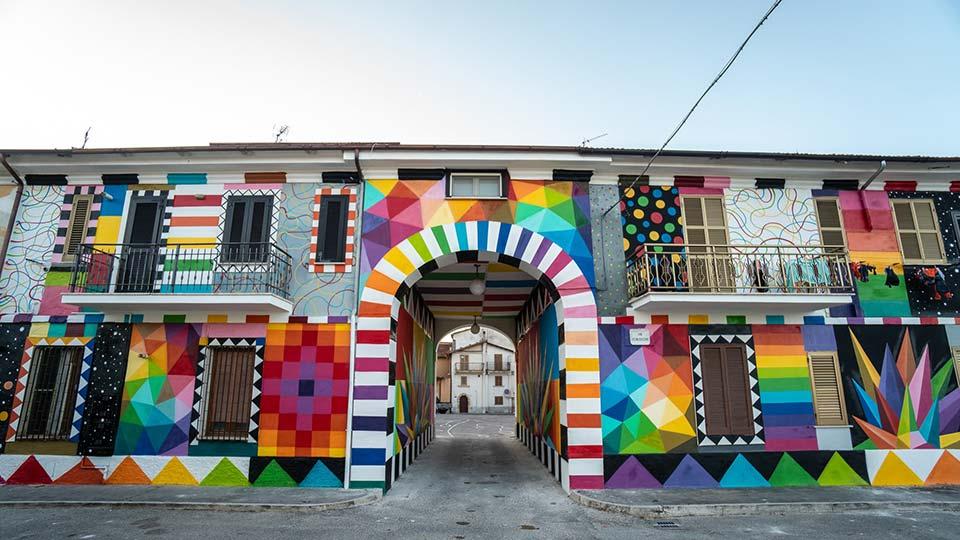 Abruzzo, approvata la legge regionale che incentiva la street art