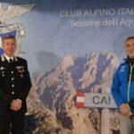 Carabinieri di L'Aquila e CAI in esercitazione