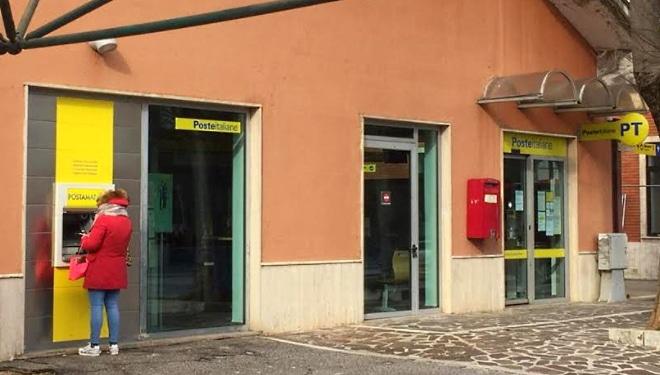 Da lunedì 15 febbraio riapre l'ufficio postale di Piazza Matteotti ad Avezzano