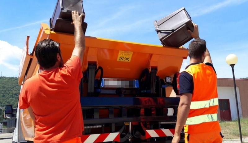 Novità per la raccolta rifiuti a Cerchio: arriva la differenziata porta a porta