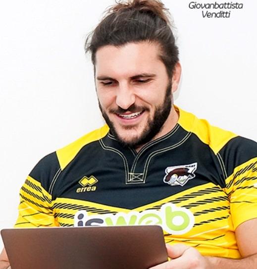 Avezzano, Università e Rugby insieme verso la meta