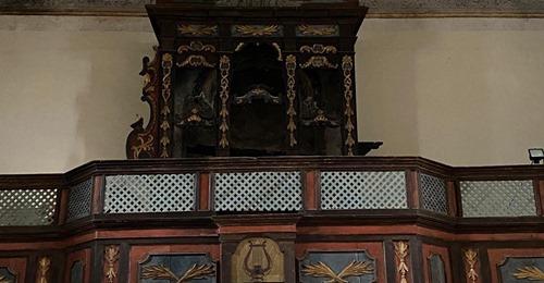 Sante Marie, una raccolta fondi per ridare vita all'organo della chiesa Santa Maria delle Grazie