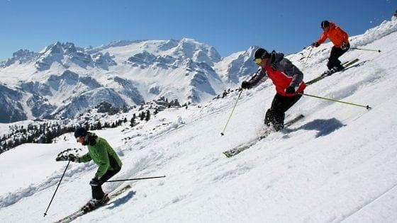 Sci e montagna. Pezzopane: