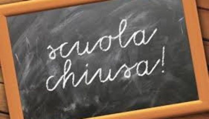 Pescina, ulteriore proroga alla chiusura delle scuole